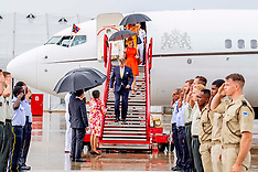 Dutch Royals Visit Curacao - 01 July 2018