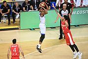 Jeff Brooks<br /> Nazionale Italiana Maschile Senior - 2019 Torneo dell'Acropoli<br /> Italia Italy Turchia Turkey<br /> FIP 2019<br /> Atene, 18/08/2019<br /> Foto GiulioCiamillo/Ciamillo