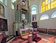 Kaplica Najświętszej Marii Panny w której znajduje się obrazMatki Boskiej Studzieniczańskiej.