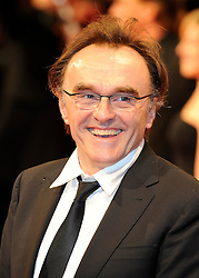 ©London News Pictures. 13/02/2011. Director Danny Boyle Arriving at BAFTA Awards Ceremony Royal Opera House Covent Garden London on 13/02/2011. Photo credit should read: Peter Webb/London News Pictures