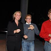 DVD presentatie Film van Ome Willem, Edwin Rutten's dochter Pien en Jamai Looman