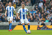 Brighton and Hove Albion midfielder Anthony Knockaert (11) during the The FA Cup 5th round match between Brighton and Hove Albion and Derby County at the American Express Community Stadium, Brighton and Hove, England on 16 February 2019.