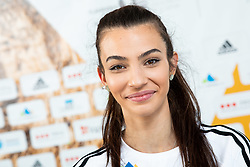 Lucka Rakovec of Slovenian National Climbing team before new season, on June 30, 2020 in Koper / Capodistria, Slovenia. Photo by Vid Ponikvar / Sportida