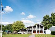 Henley on Thames. United Kingdom.  Upper Thames Rowing Club House, Monday,  27/06/2016,   17:03:09   2016 Henley Royal Regatta, Henley Reach.   [Mandatory Credit Peter Spurrier/ Intersport Images]