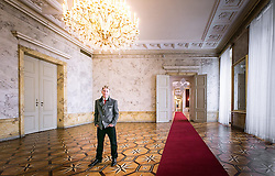 29.01.2014, Hofburg, Wien, AUT, Sochi 2014, Vereidigung OeOC, im Bild Thomas Diethart (AUT) // Thomas Diethart of Austria during the swearing-in of the Austrian National Olympic Committee for Sochi 2014 at the Hofburg in Vienna, Austria on 2014/01/29. EXPA Pictures © 2014, PhotoCredit: EXPA/ JFK