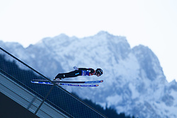 31.12.2013, Olympiaschanze, Garmisch Partenkirchen, GER, FIS Ski Sprung Weltcup, 62. Vierschanzentournee, Qualifikation, im Bild // during qualification Jump of 62nd Four Hills Tournament of FIS Ski Jumping World Cup at the Olympiaschanze, Garmisch Partenkirchen, Germany on 2013/12/31. EXPA Pictures © 2014, PhotoCredit: EXPA/ JFK