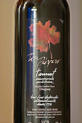 Bottle of Don Prospero Tannat Maceracion Carbonica, carbonic maceration. Bodega Carlos Pizzorno Winery, Canelon Chico, Canelones, Uruguay, South America
