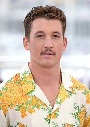 Miles Teller attending the Too Old To Die Young - North of Hollywood, West of Hell  Photocall during the 72nd Cannes Film Festival, Festival des Palais. Photo credit should read: Doug Peters/EMPICS