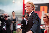 Actor Jason Clarke at the gala screening for the film Everest and opening ceremony at the 72nd Venice Film Festival, Wednesday September 2nd 2015, Venice Lido, Italy.