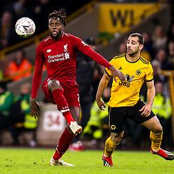 Wolverhampton Wanderers v Liverpool