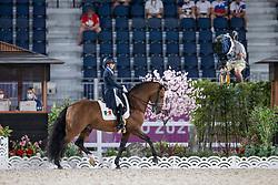 Del Valle Quirarte Martha Fernanda, MEX, Beduino Lam, 150<br /> Olympic Games Tokyo 2021<br /> © Hippo Foto - Dirk Caremans<br /> 25/07/2021