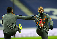 Football - 2020 / 2021 Scottish Premier League - Glasgow Rangers vs St Johnstone - Ibrox stadium<br /> <br /> Kemar Roofe of Rangers during the warm up<br /> <br /> COLORSPORT/BRUCE WHITE