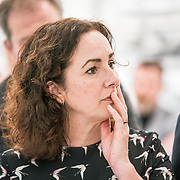 NLD/Amsterdam/20190206- Bezoek Mark Rutte aan het Skills Centre (AMC), Femke Halsema