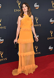 Mandy Moore attends the 68th Annual Primetime Emmy Awards at Microsoft Theater on September 18, 2016 in Los Angeles, CA, USA. Photo by Lionel Hahn/ABACAPRESS.COM