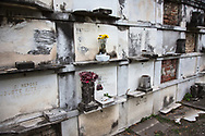 St. Louis Cemetery NO. 3 in New Orleans.