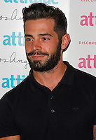 Charlie King, Attitude Magazine's Hot 100 Summer Party, The Rumpus Room at the Mondrian Hotel, London UK, 20 July 2015, Photo by Brett D. Cove