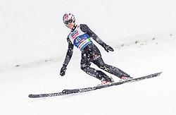 01.03.2019, Seefeld, AUT, FIS Weltmeisterschaften Ski Nordisch, Seefeld 2019, Skisprung, Herren, im Bild Robert Johansson (NOR) // Robert Johansson of Norway during the men's Skijumping of FIS Nordic Ski World Championships 2019. Seefeld, Austria on 2019/03/01. EXPA Pictures © 2019, PhotoCredit: EXPA/ JFK