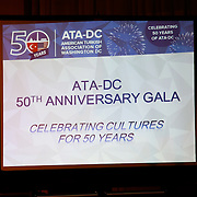 ATA-DC 50th Anniversary Gala
