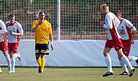Fotball<br /> Treningskamp<br /> La Manga, Spania<br /> 20. Februar 2012<br /> Ruben Gabrielsen (M) , Lillestrøm deppet etter tap<br /> Foto: Astrid M. Nordhaug