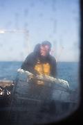 8.6.15 Fisherman Michael Adams on Board 'Kaya' RX89.