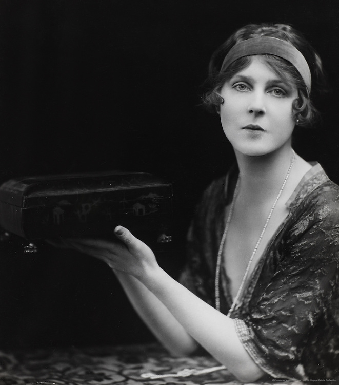 """Lady Diana Duff Cooper, (Diana Olivia Winifred Maud), actress in """"The Miracle"""", England, UK, 1916"""
