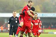 Crawley Town v Cambridge United 121116