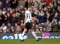 Photo: Olly Greenwood.<br />Fulham v Tottenham Hotspur. The Barclays Premiership. 20/01/2007. Fulham's Brian McBride is sent off for 2 bookings