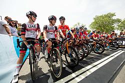 Tadej Pogacar, Jan Polanc, Matej Mohoric during Slovenian National Road Cycling Championships 2021, on June 20, 2021 in Koper / Capodistria, Slovenia. Photo by Vid Ponikvar / Sportida