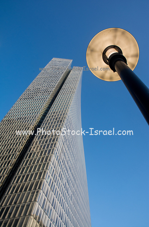 Abstract Architecture. Photographed in Tel Aviv