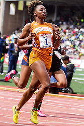 Penn RelaysCollege Women's 100 meter Dash, race #479