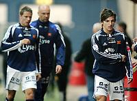 Fotball , 31. januar 2007 , Treningskamp , Viking - Ham-Kam 2-0<br />  Milan Ivana , Viking med Uwe Rösler og Jørgen Tengesdal i bakgrunn