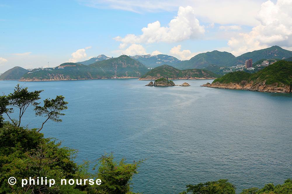 Hong Kong Island's south side