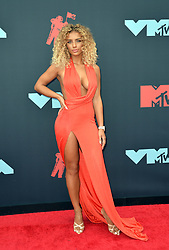 August 26, 2019, New York, New York, United States: Jena Frumes arriving at the 2019 MTV Video Music Awards at the Prudential Center on August 26, 2019 in Newark, New Jersey  (Credit Image: © Kristin Callahan/Ace Pictures via ZUMA Press)