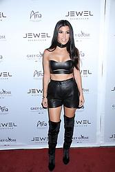 "Kourtney Kardashian attending the Grand Opening Weekend Continues At ""Jewel"" Nightclub<br />Aria Resort & Casino in Las Vegas, USA."