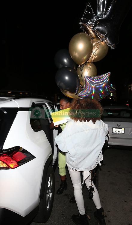 Mel B celebrates her daughter Phoenix 21st Birthday at 'Mr. Chow' Restaurant in Beverly Hills, CA. 19 Feb 2020 Pictured: Mel B, Phoenix. Photo credit: MEGA TheMegaAgency.com +1 888 505 6342