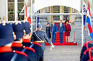 Official Visit President of Auststria, The Hague 14-11-2018