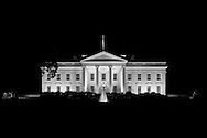 The White House in Washington DC. Photo by Ben Krause