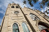 Svenska evangeliska lutherska Ebenezer kyrkan Andersonville, Chicago, Illinois, USA<br /> <br /> Foto: Christina Sjögren