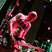 NOV 11th, 2008 - The Smashing Pumpkins perform at DAR Constitution Hall in Washington, D.C.