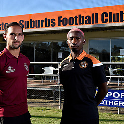 BRISBANE, AUSTRALIA - NOVEMBER 4:  during the player portrait session ahead of the  Eastern Suburbs FC and Brisbane Roar FC Friendly Match at Heath Park on November 4, 2020 in Brisbane, Australia. (Photo by Patrick Kearney)