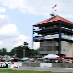 7 August, 2010; CHRIS DYSON and GUY SMITH's Dyson Racing Lola B09 86 during the American LeMans Series Mid-Ohio Sports Car Challenge at the Mid-Ohio Sports Car Course in Lexington, Ohio. Dyson and Smith won the race overall and in the LMP category..Mandatory Credit: Will Schneekloth / Southcreek Global