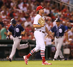 St. Louis Cardinals v The San Diego Padres - 22 Aug 2017