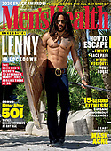 October 1, 2020 (USA): Lenny Kravitz Covers Men's Health
