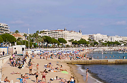 Stock pictures of Cannes in the south of France, September 201<br /> <br /> Alex Todd | EEm 24th September 2017