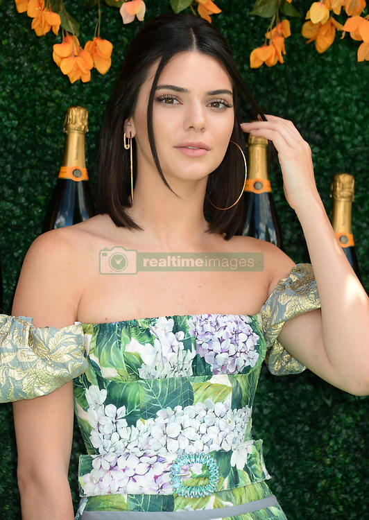 Kendall Jenner attending the 10th Annual Veuve Clicquot Polo Classic in Jersey City, NJ, USA, on June 03, 2017. Photo by Dennis Van Tine/ABACAPRESS.COM    595387_031 Jersey City Etats-Unis United States