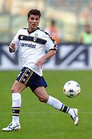 Roma 13/4/2003 Roma-Parma  2-1 <br />Adrian Mutu