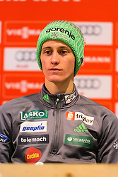 19.12.2015, Gross Titlis Schanze, Engelberg, SUI, FIS Weltcup Ski Sprung, Engelberg, im Bild Peter Prevc, Slowenien, 1. Platz // during mens FIS Ski Jumping World Cup at the Gross Titlis Schanze in Engelberg, Switzerland on 2015/12/19. EXPA Pictures © 2015, PhotoCredit: EXPA/ Eibner-Pressefoto/ Socher<br /> <br /> *****ATTENTION - OUT of GER*****