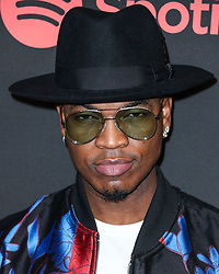 LOS ANGELES, CA, USA - NOVEMBER 16: Spotify's Secret Genius Awards 2018 held at The Theatre at Ace Hotel on November 16, 2018 in Los Angeles, California, United States. 16 Nov 2018 Pictured: Ne-Yo, Shaffer Chimere Smith. Photo credit: Xavier Collin/Image Press Agency/MEGA TheMegaAgency.com +1 888 505 6342