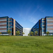 Bagatelos Architectural Glass- Adventist Health Roseville Campus