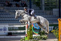 Vermeiren Dieter, BEL, Kingston Town 111 Z<br /> Aachen International Jumping<br /> Aachen 2020<br /> © Hippo Foto - Stefan Lafrentz<br /> 06/09/2020